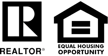 A Realtor logo, that represents the Realtor association which I am a member. Also, a fair housing logo. We fully comply with fair housing laws.